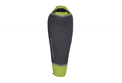 ALPS Mountaineering Cosmos 35 Sleeping Bag - Reg - grey/green, one size
