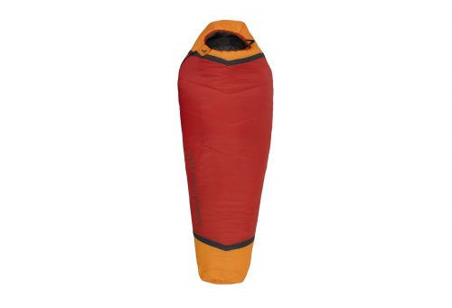 ALPS Mountaineering Ember 20 Sleeping Bag - Reg - orange/red, one size