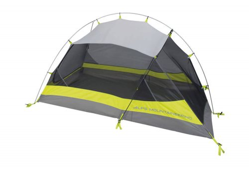 ALPS Mountaineering Hydrus 1-Person Tent - silver/green, one size