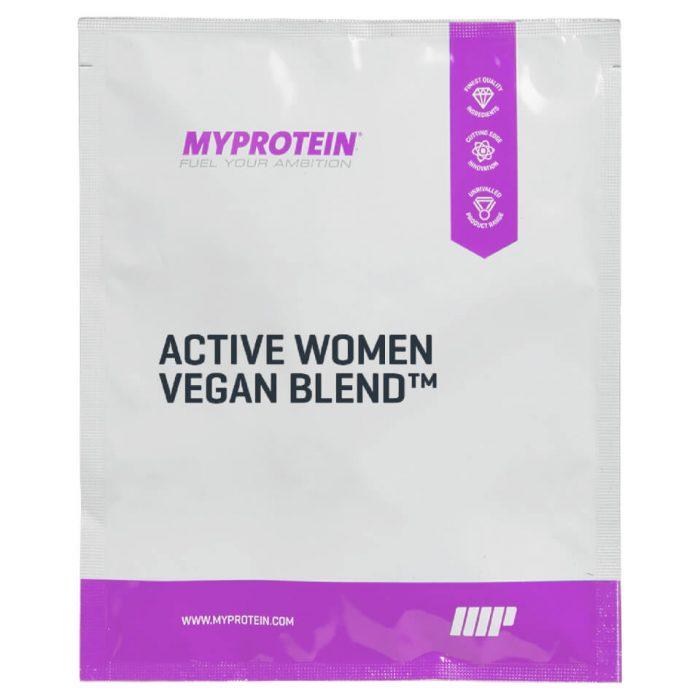 Active Woman Vegan Blend - Banana Cinnamon - 0.88oz (USA Sample)