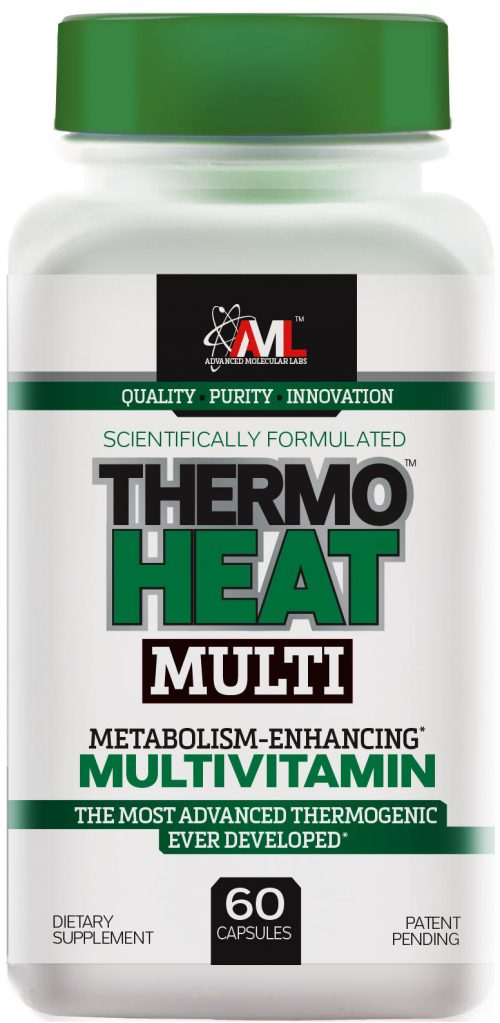 Advanced Molecular Labs Thermo Heat Multi - 60 Capsules