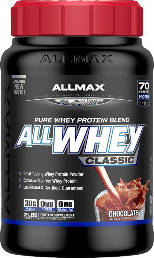 AllMax Nutrition AllWhey Classic - 2lbs Chocolate