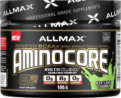 AllMax Nutrition AminoCore - 10 Servings Key Lime Cherry