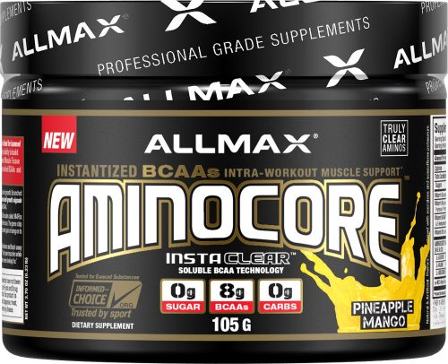 AllMax Nutrition AminoCore - 10 Servings Pineapple Mango
