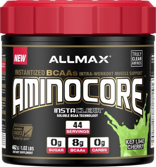 AllMax Nutrition AminoCore - 44 Servings - Legacy Label Key Lime Cherr