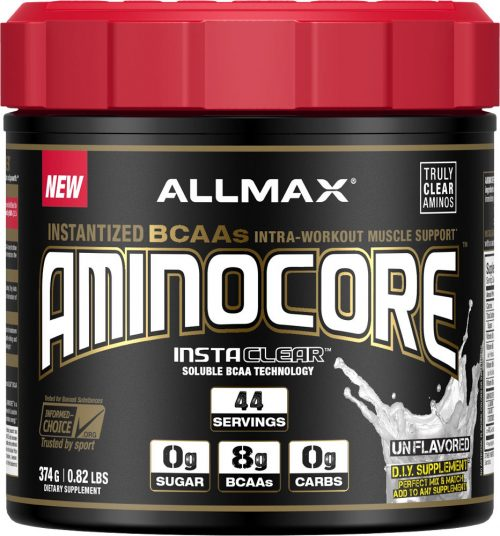AllMax Nutrition AminoCore - 44 Servings Unflavored