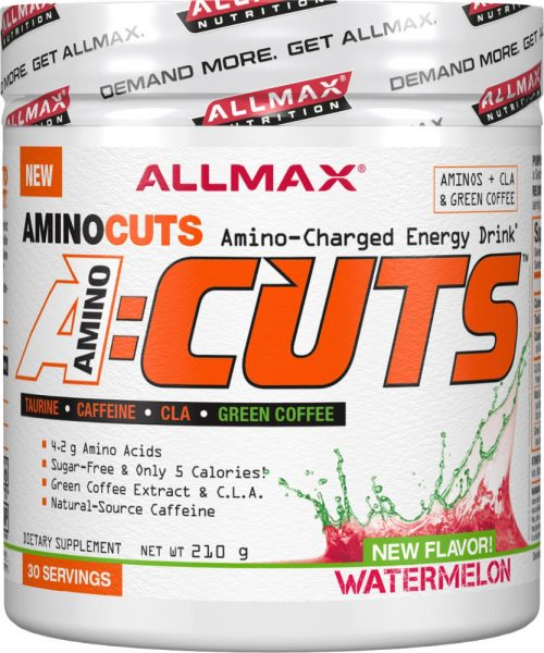 AllMax Nutrition AminoCuts - 30 Servings Watermelon