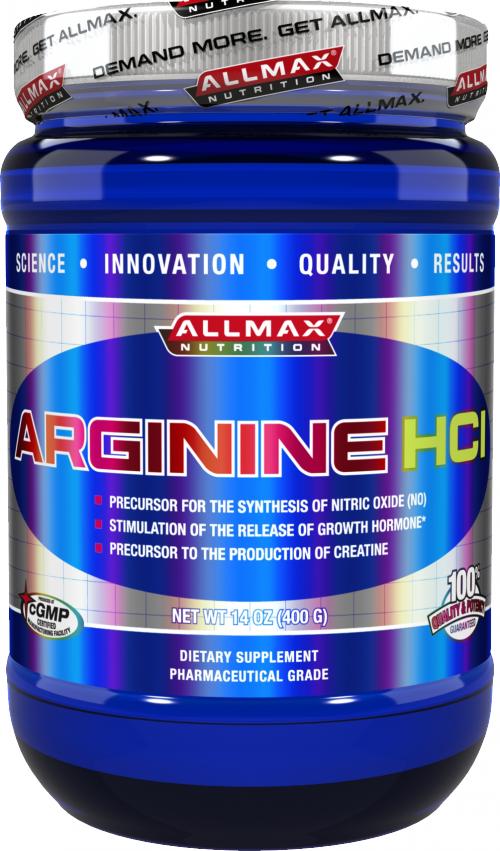 AllMax Nutrition Arginine - 400g