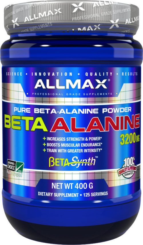 AllMax Nutrition Beta-Alanine - 400g