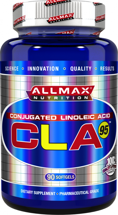 AllMax Nutrition CLA 95 - 90 Softgels
