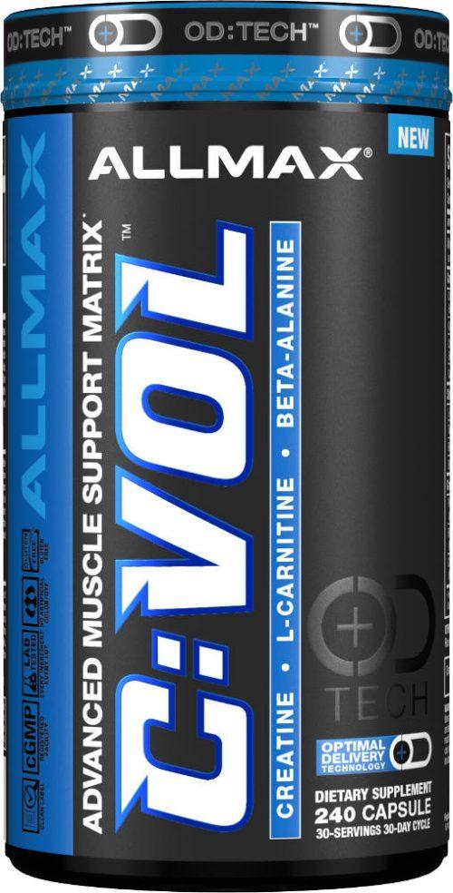 AllMax Nutrition C:VOL - 240 Capsules