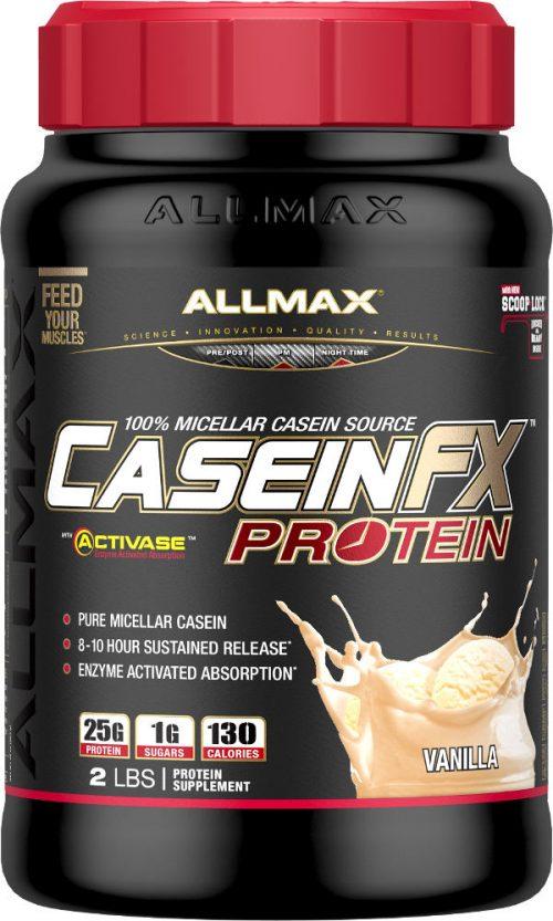 AllMax Nutrition Casein-FX - 2lbs Vanilla