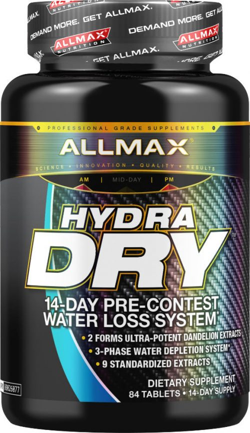 AllMax Nutrition Hydradry - 84 Tablets