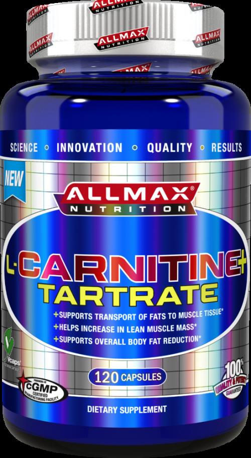 AllMax Nutrition L-Carnitine - 120 Capsules