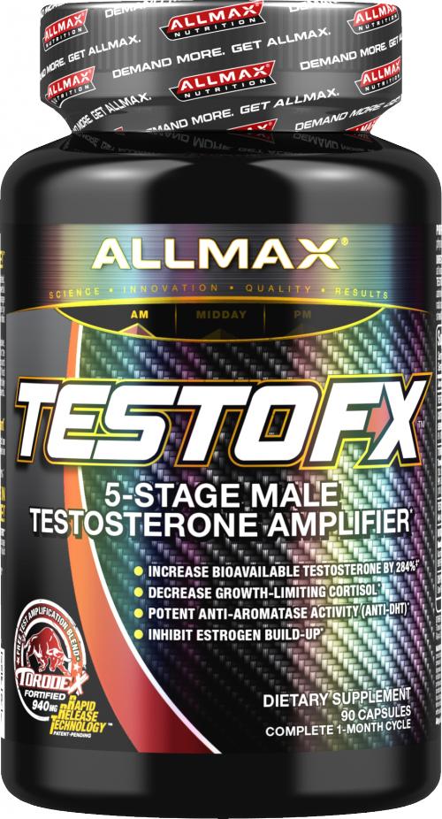 AllMax Nutrition TestoFX - 90 Capsules