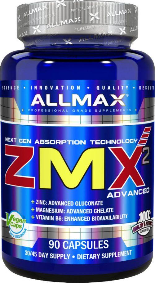 AllMax Nutrition ZMX2 - 90 Capsules