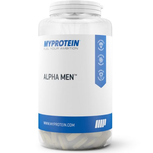 Alpha Men - Unflavoured - 240 tablets