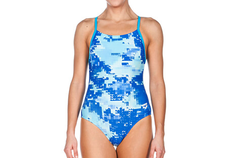 Arena Molt Light Drop Back One Piece - Women's