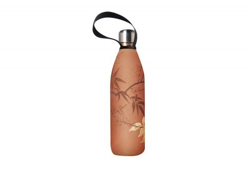 BBBYO Future Bottle+ Carry Cover - 750 ml - bamboo print/gold, 750ml