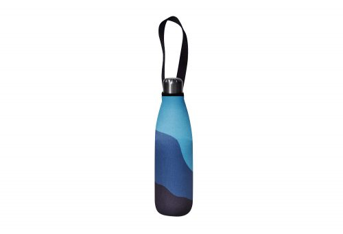 BBBYO Future Bottle+ Carry Cover - 750 ml - big blu print/trans blue, 750ml