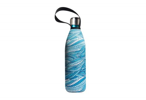 BBBYO Future Bottle+ Carry Cover - 750 ml - sealeaf print/mint, 750ml
