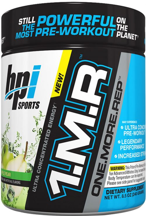 BPI Sports 1.M.R - 30 Servings Apple Pear