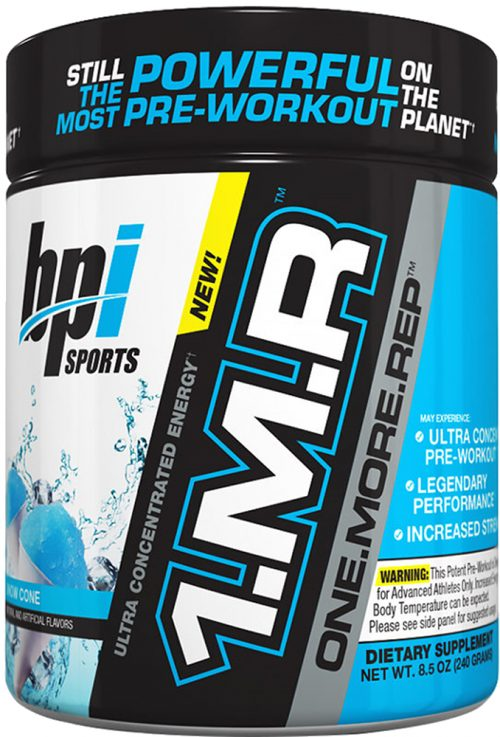 BPI Sports 1.M.R - 30 Servings Snow Cone