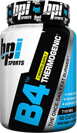 BPI Sports B4 - 60 Capsules