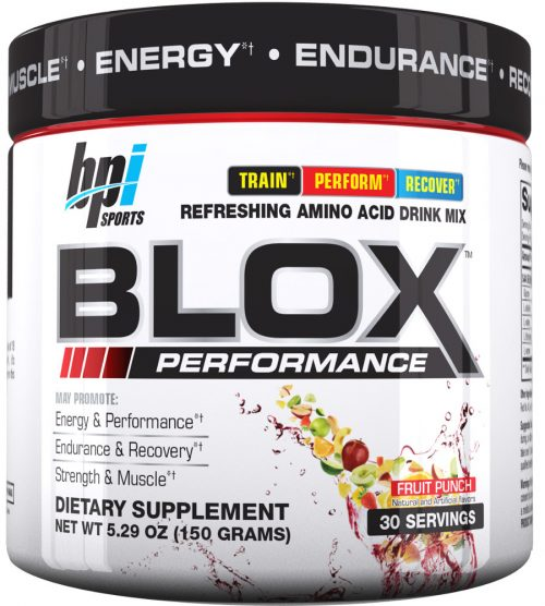 BPI Sports BLOX - 30 Servings Fruit Punch