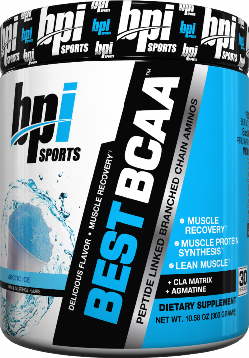 BPI Sports Best BCAA - 30 Servings Arctic Ice