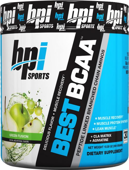 BPI Sports Best BCAA - 30 Servings Green Fusion