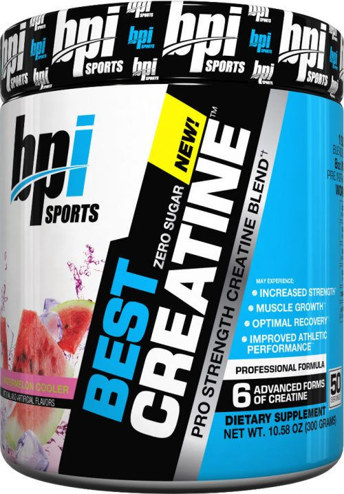 BPI Sports Best Creatine - 50 Servings Watermelon Cooler