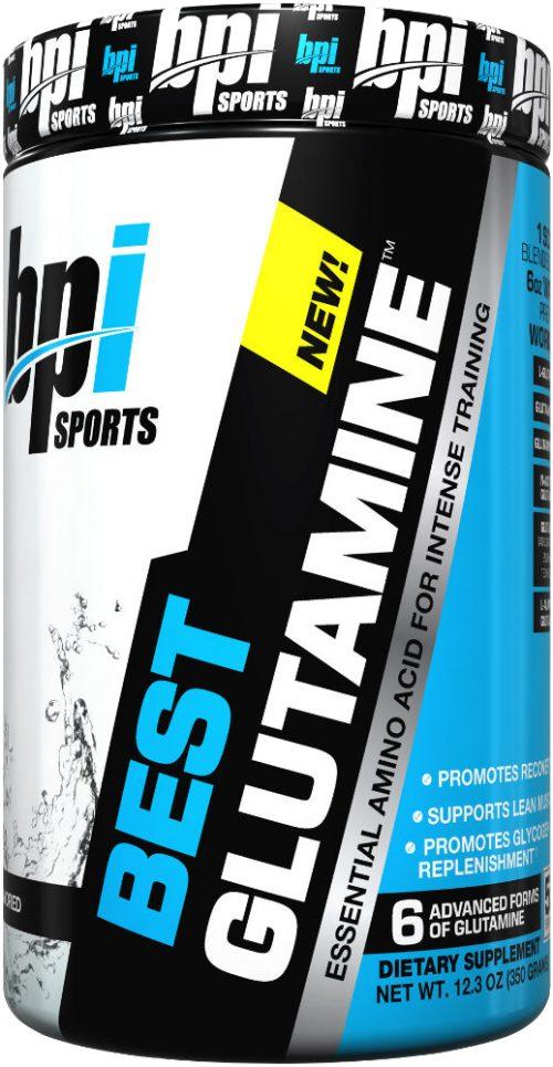 BPI Sports Best Glutamine - 400g Unflavored