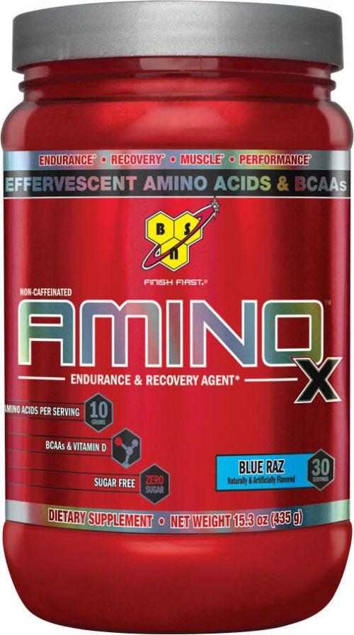 BSN AMINOx - 30 Servings Blue Raz