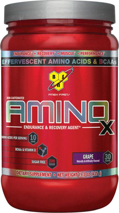 BSN AMINOx - 30 Servings Grape