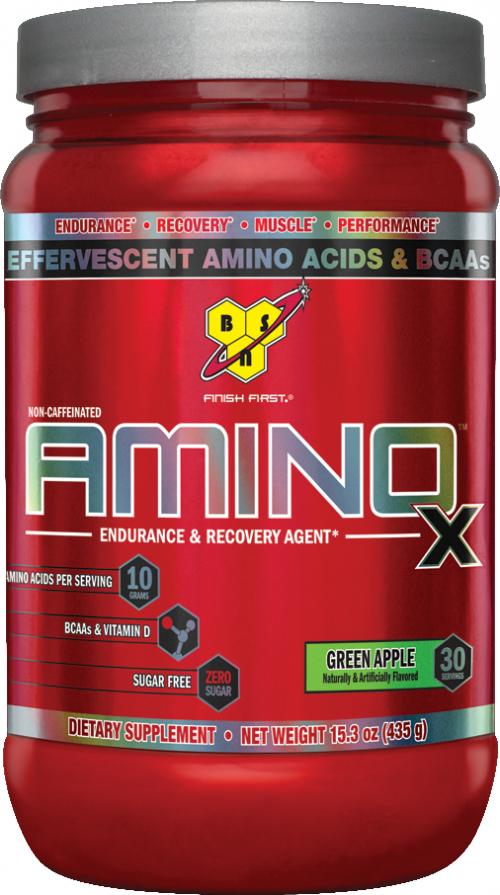 BSN AMINOx - 30 Servings Green Apple
