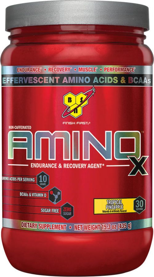 BSN AMINOx - 30 Servings Tropical Pineapple