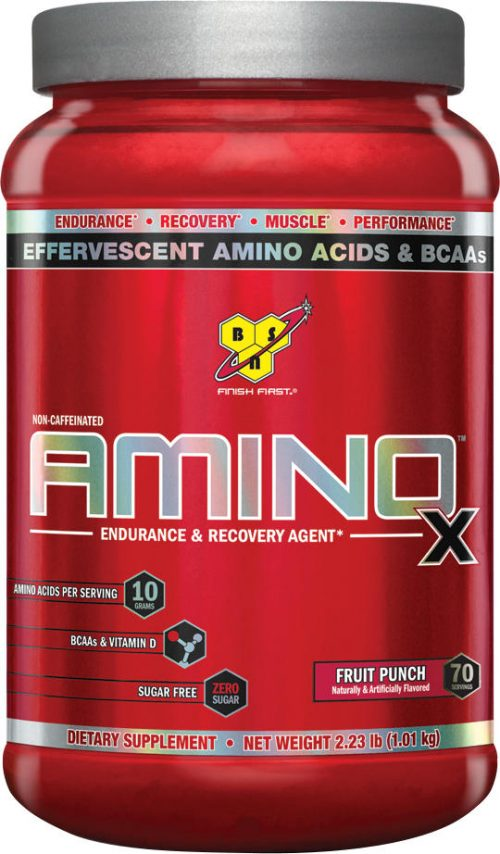 BSN AMINOx - 70 Servings Fruit Punch