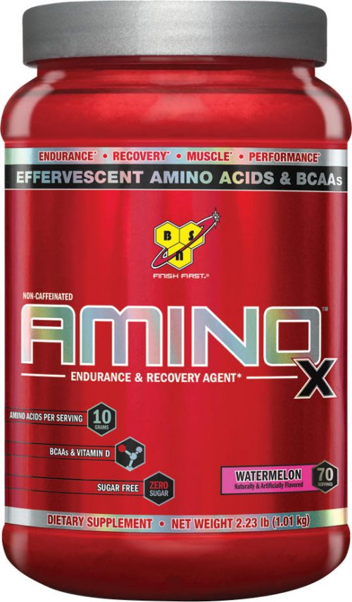 BSN AMINOx - 70 Servings Strawberry Orange