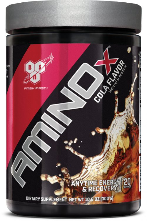 BSN AMINOx Soda Series - 20 Servings Cola