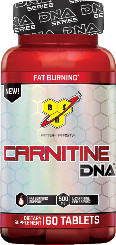 BSN Carnitine DNA - 60 Tablets
