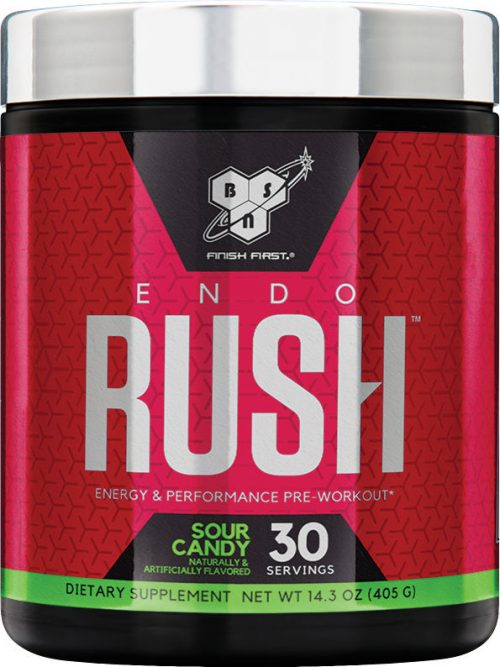 BSN Endorush - 30 Servings Sour Candy