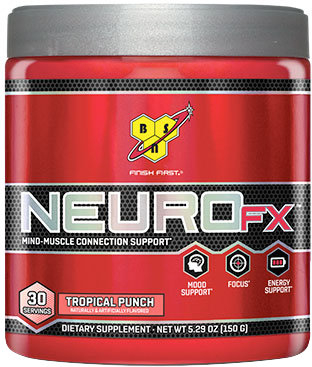 BSN Neuro FX - 30 Servings Cranberry Orange