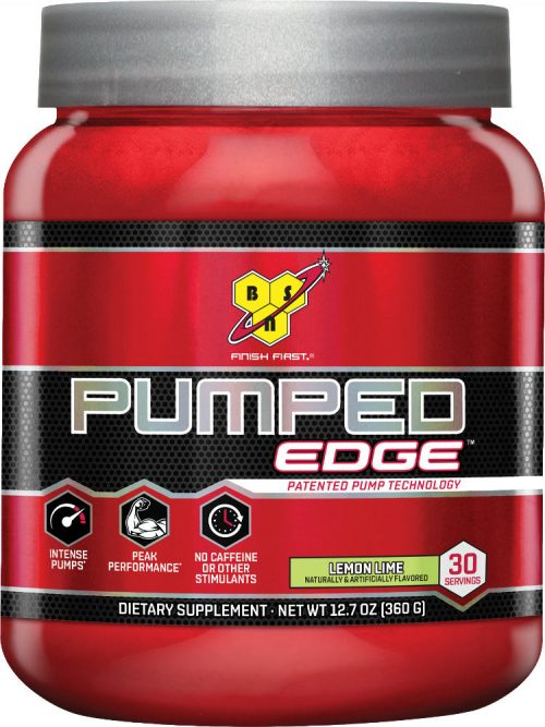 BSN Pumped Edge - 30 Servings Lemon Lime