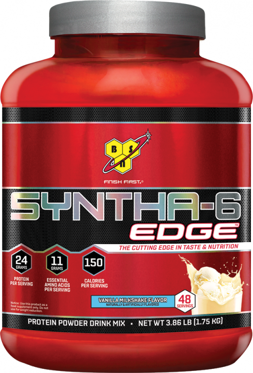 BSN Syntha-6 Edge - 48 Servings Vanilla Milkshake