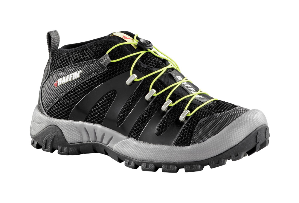 Baffin Swamp Buggy Water Shoes - Women's - black, 9