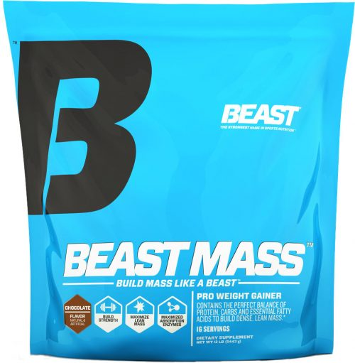 Beast Sports Nutrition Beast Mass - 12lbs Chocolate