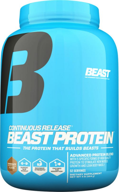 Beast Sports Nutrition Beast Protein - 4lbs Chocolate Peanut Butter