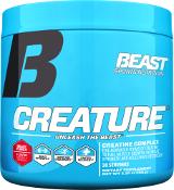 Beast Sports Nutrition Creature Powder - 30 Servings Beast Punch