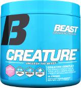 Beast Sports Nutrition Creature Powder - 30 Servings Pink Lemonade